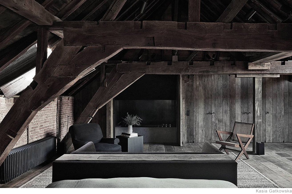 Attic Guest Room by Vincent Van Duysen