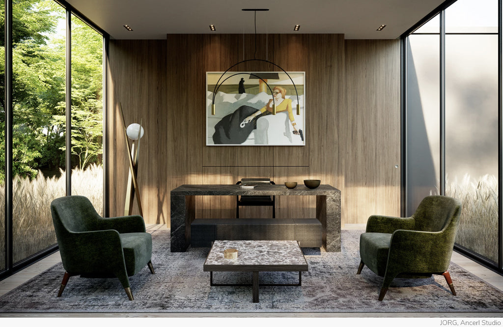 Crestwood Residence by Ancerl Studio