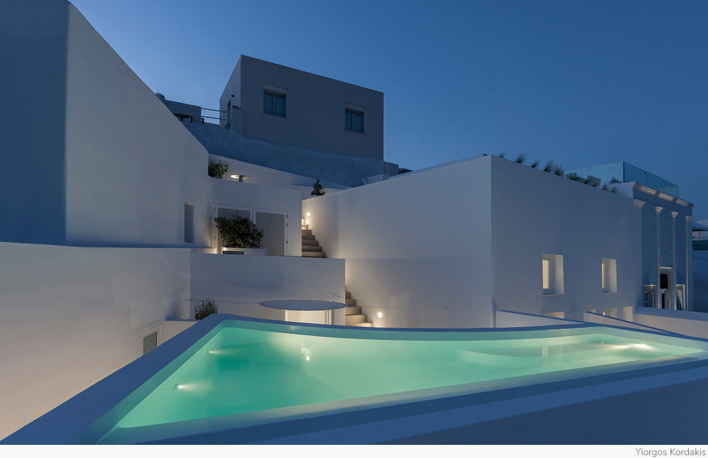 Summer Residence in Imerovigli by Kapsimalis Architects