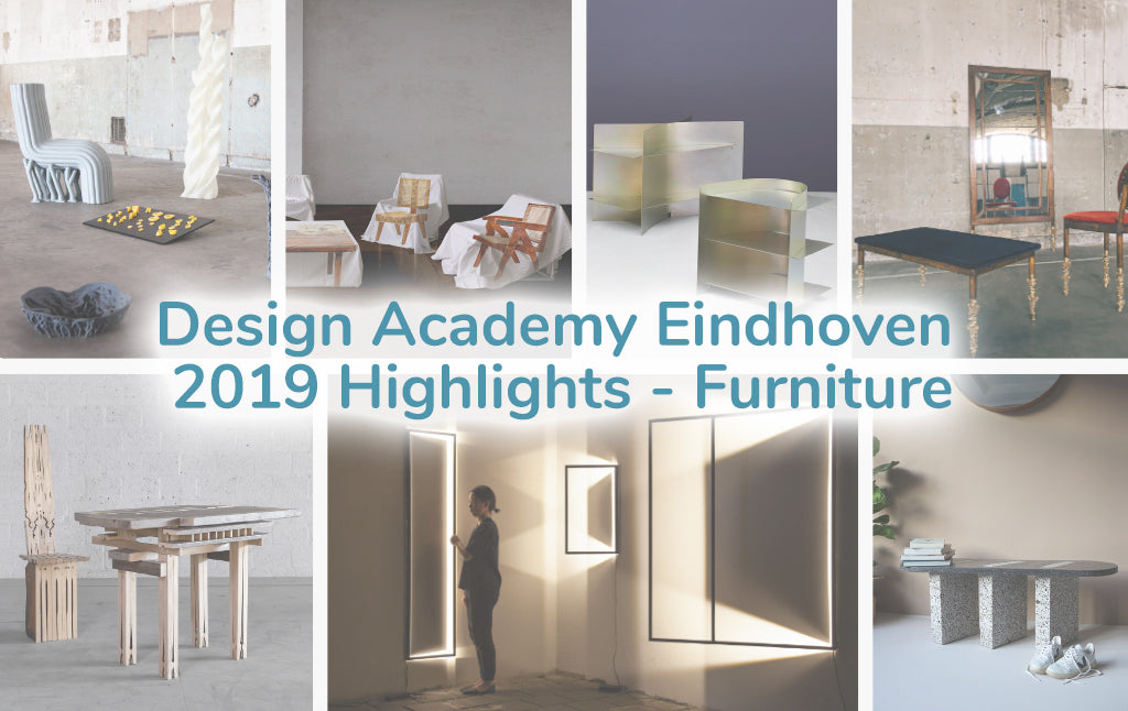 Design Academy Eindhoven 2019 Highlights - Furniture