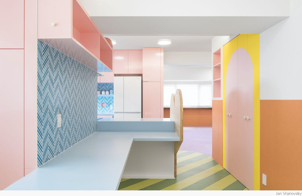 Nagatacho Apartment by Adam Nathaniel Furman