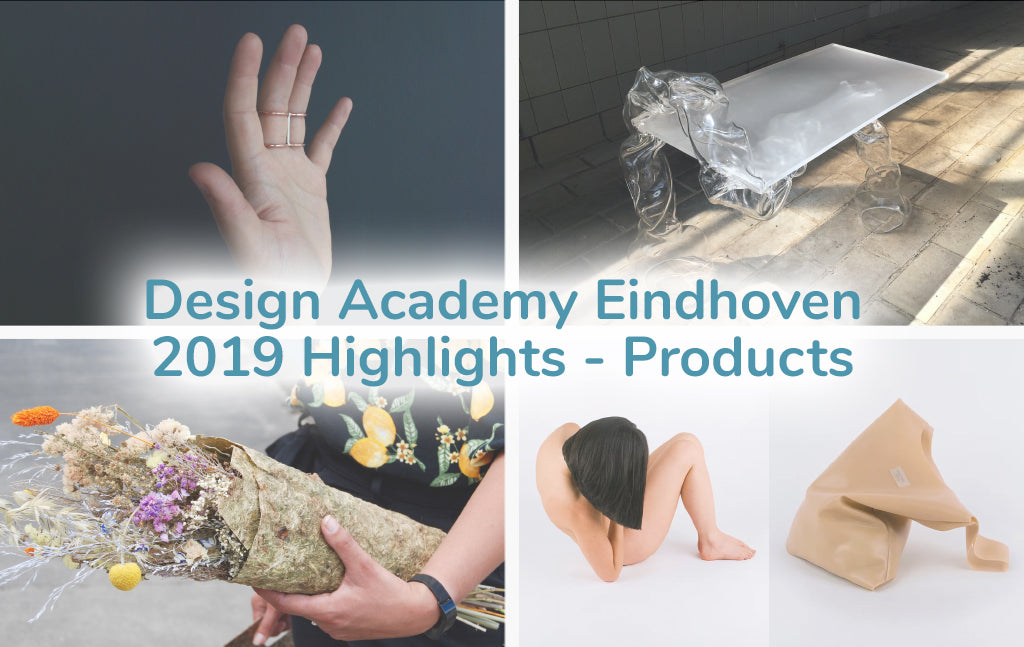 Design Academy Eindhoven 2019 Highlights - Products
