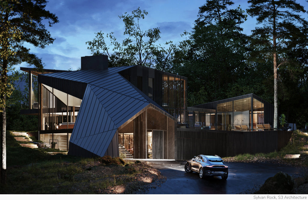 Sylvan Rock by Aston Martin, Hudson Valley: USD 7,700,000
