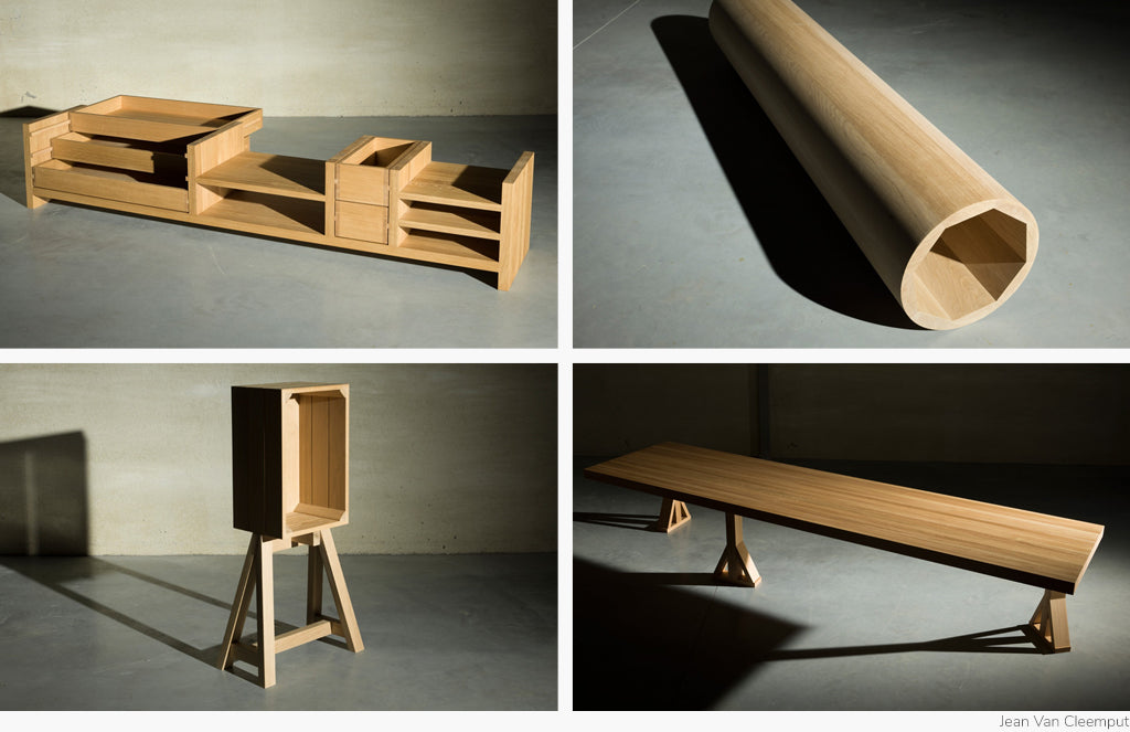 Artistry of Wood by Casimir