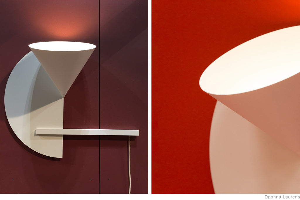 Cirkel Wall Light by Daphna Laurens
