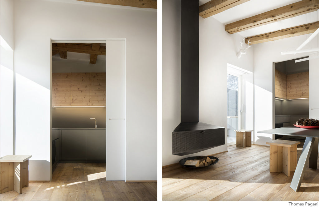 Cortina Apartment by Studio Rinaldi