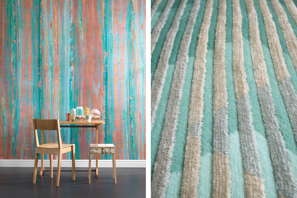 NLXL wallpaper Golran rugs
