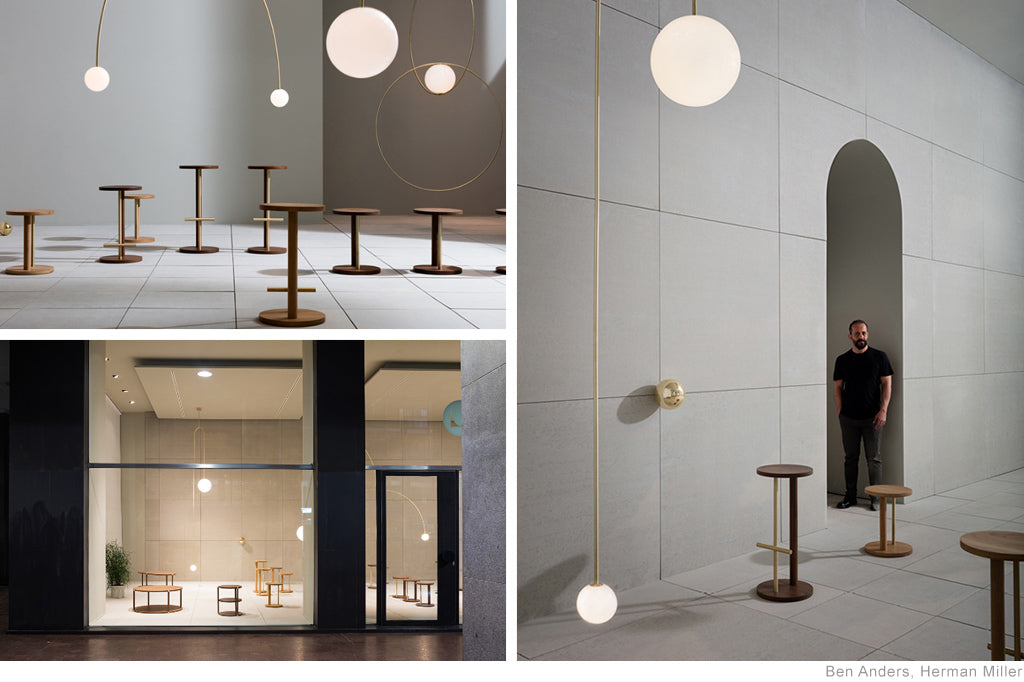 The Double Dream of Spring by Michael Anastassiades