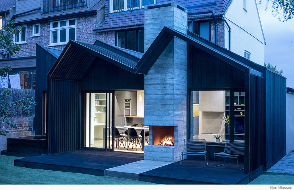 Contemporary Extension by Gruff