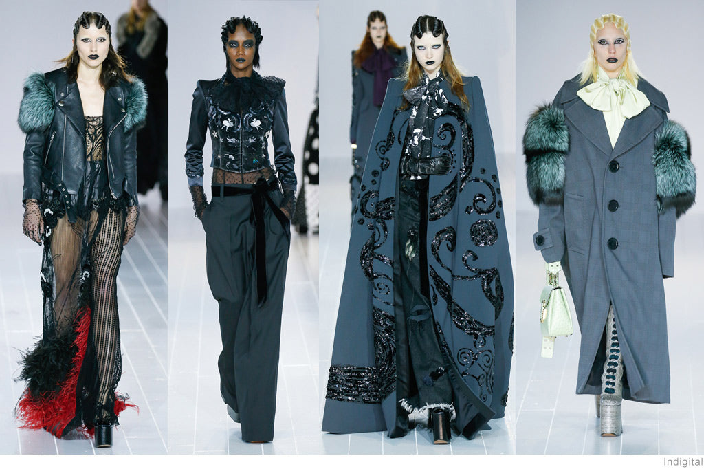 Autumn Winter 2016 Women's Ready to Wear Collections