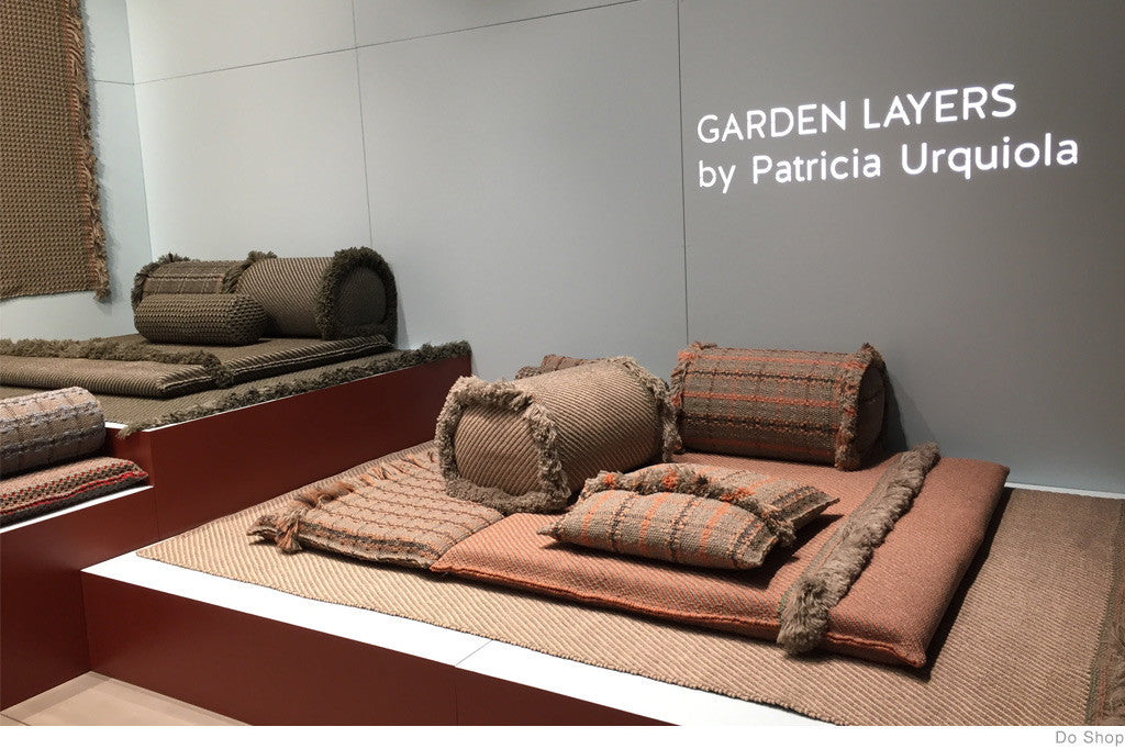 Garden Layers by Patricia Urquiola for GAN