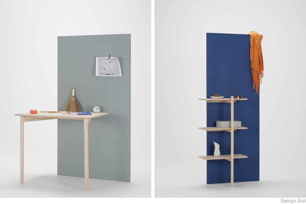 Geography Collection of Furniture by Design Soil