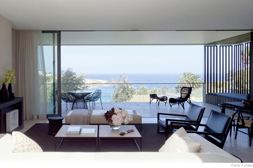 Gordon's Bay House by Madeleine Blanchfield Architects