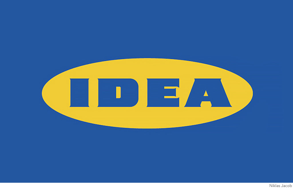 Idea - The Design Supermarket by Niklas Jacob