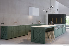Kitchens and Cabinets by WRKBNCH