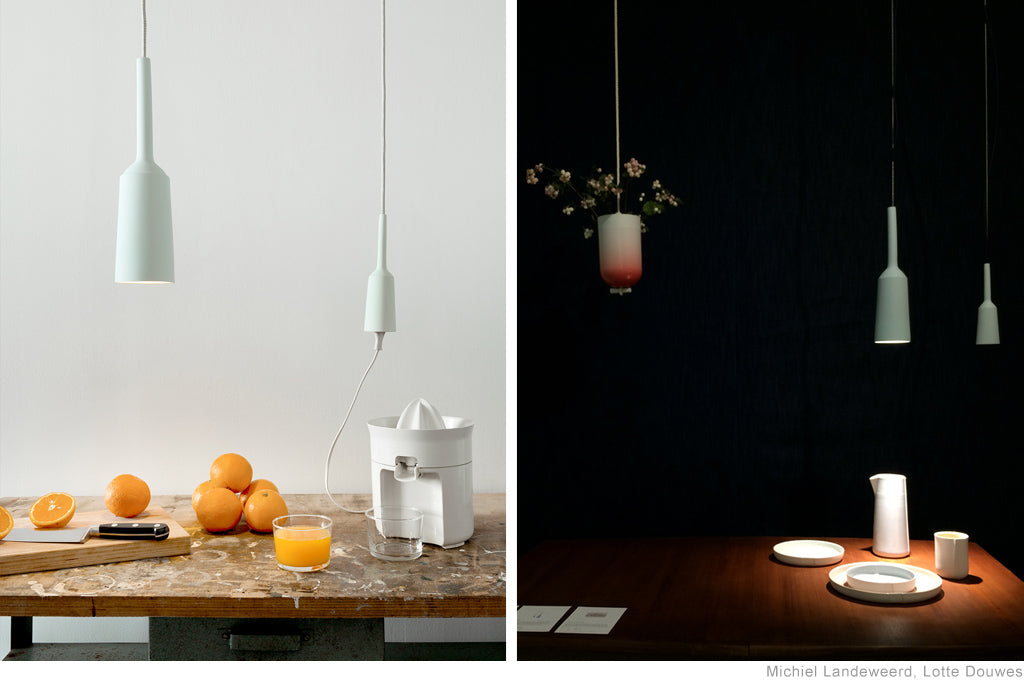 Lamp & Socket by Lotte Douwes