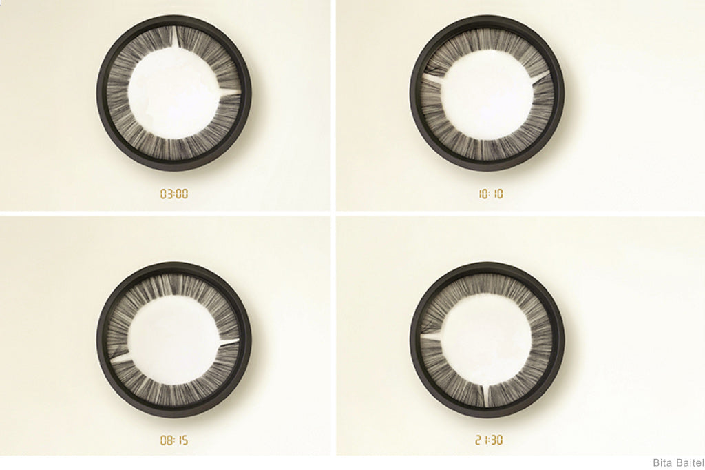 Lash Clock by Bina Baitel