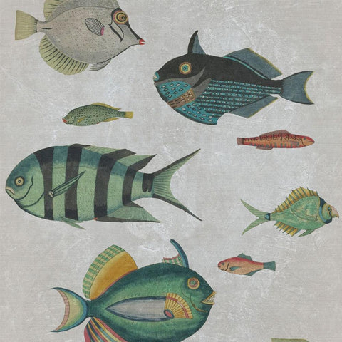 Poissons Wallpaper by MINDTHEGAP | Do Shop