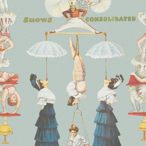 The Great Show Wallpaper by MINDTHEGAP | Do Shop