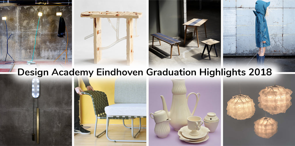 Design Academy Eindhoven Graduation Highlights 2018