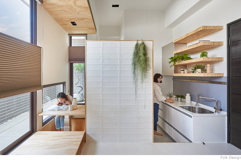 Micro Apartment by Folk Design