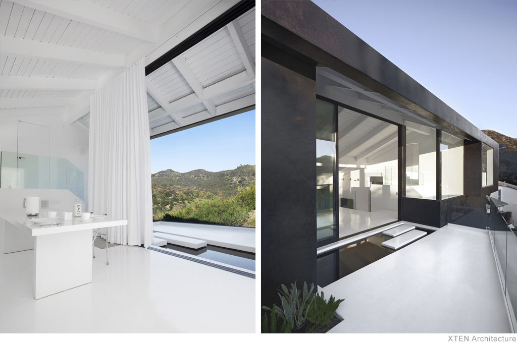 Nakahouse, 3140 Hollyridge Drive, Hollywood Hills: USD 2,295,000 (GBP 1,866,000)