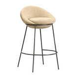Nest Bar Stool with Backrest - Missana - Do