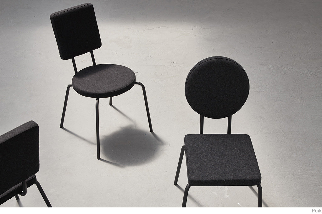 Option Chair by Frederik Roije