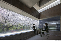 Oriel Window House by Shinsuke Fujii Architects