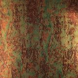 Spoiled Copper Metallic Wallpaper by Piet Hein Eek