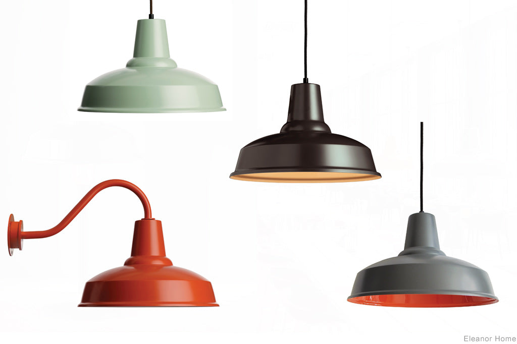 Industrial Style Pendants by Eleanor Home