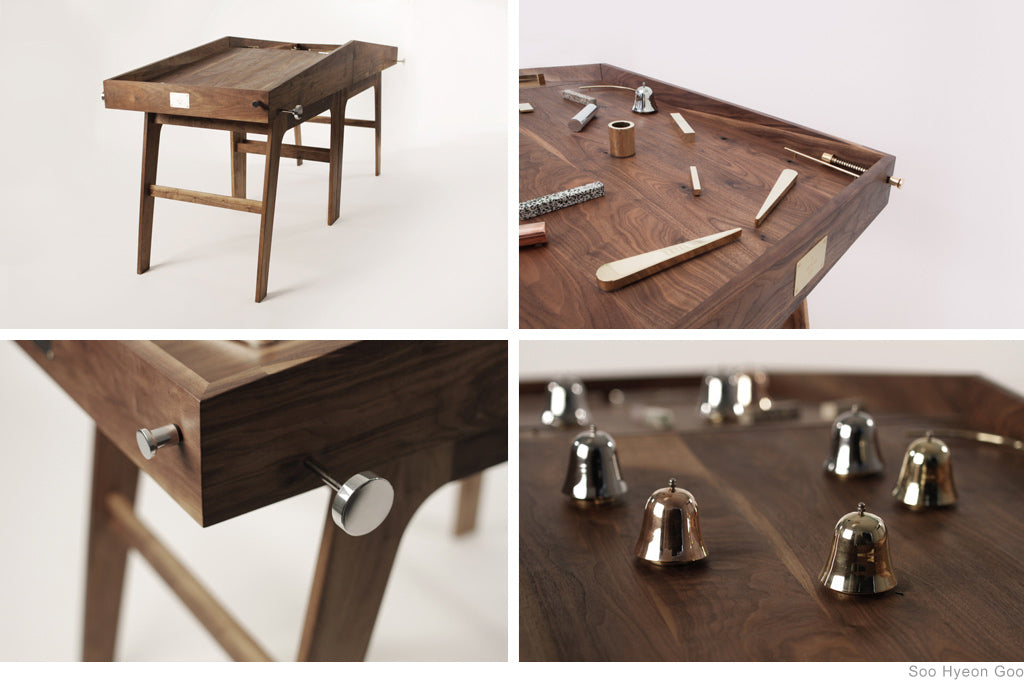 A Sense Of Pinball Table by Soo Hyeon Goo