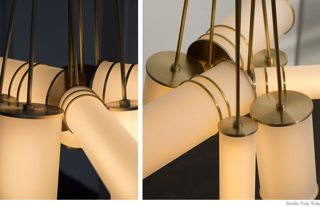 Pitch Lights by Studio Truly Truly