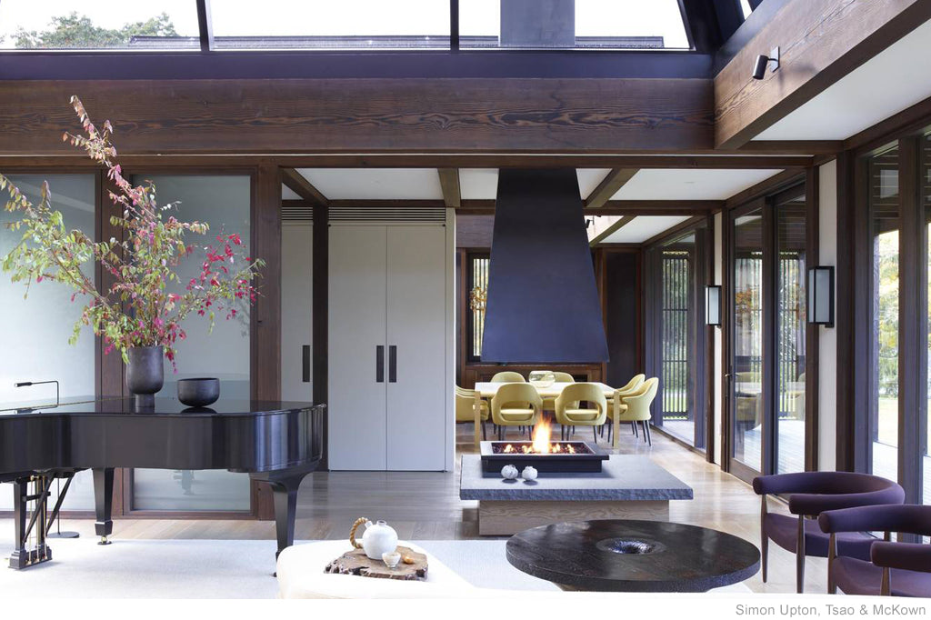 Pound Ridge House by Tsao & McKown | Do Blog