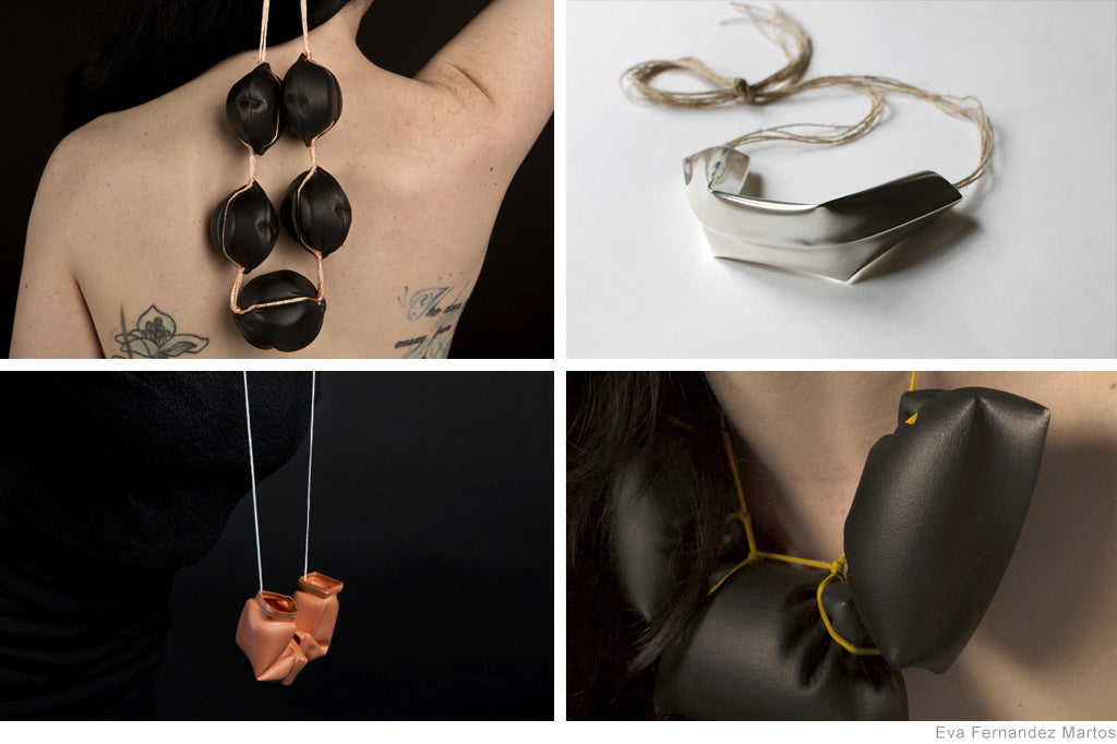 Priceous Air Jewellery by Eva Fernandez Martos