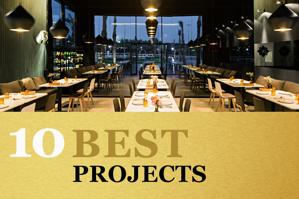10 Best Projects