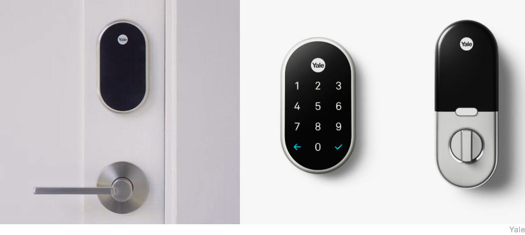 Yale Launches Keyless Smartlock With Nest Do