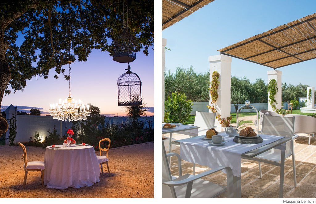Summer Living at Masseria Le Torri