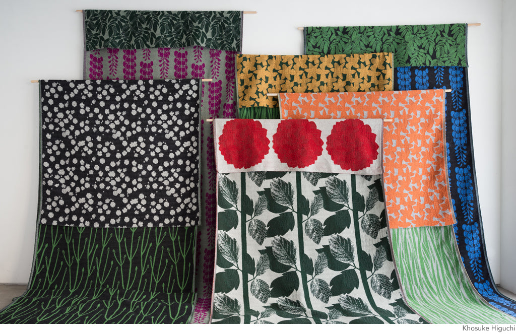 The Enchanting Textiles of Yuri Himuro