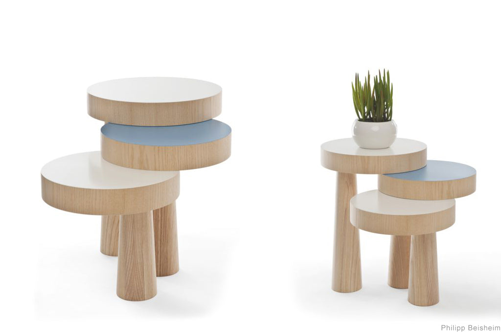 Toad Side Table from Philipp Beisham