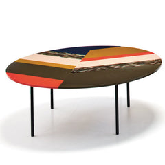 Fishbone Table from Moroso