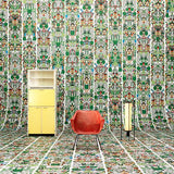 L'Afrique Archives Wallpaper by Studio Job