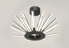 Mini Bang Suspension Light Blackbody