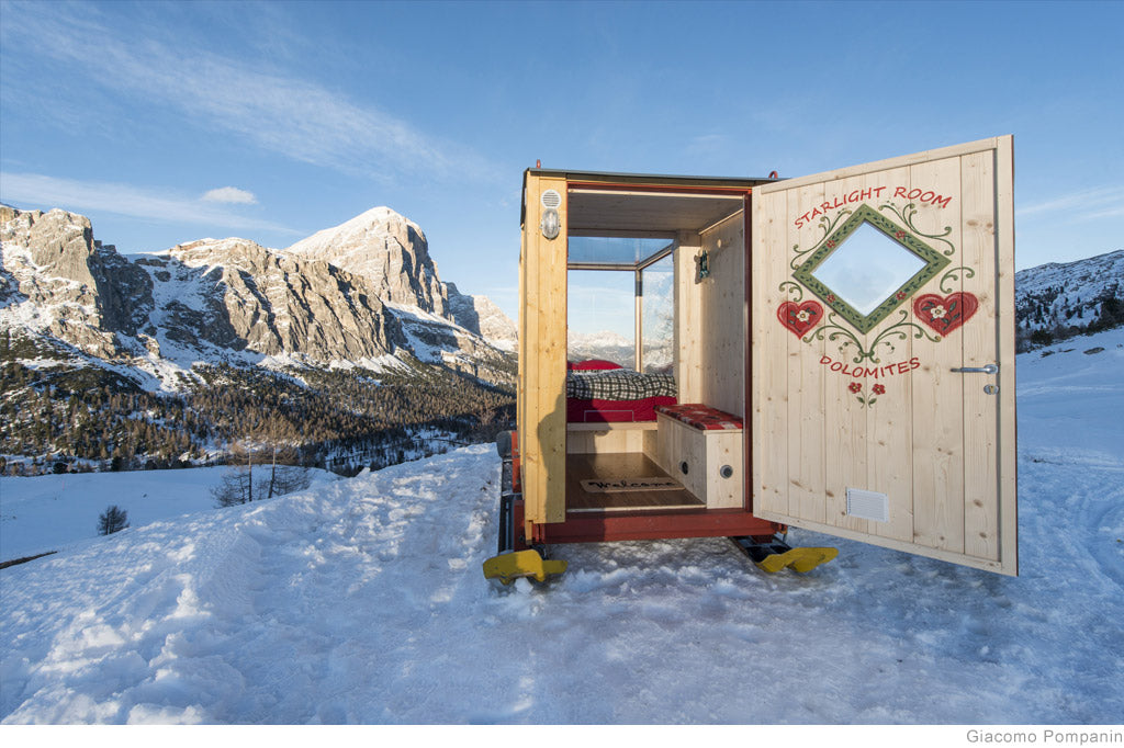 Starlight Room, Dolomites: EUR 300 (GBP 250) Per Night