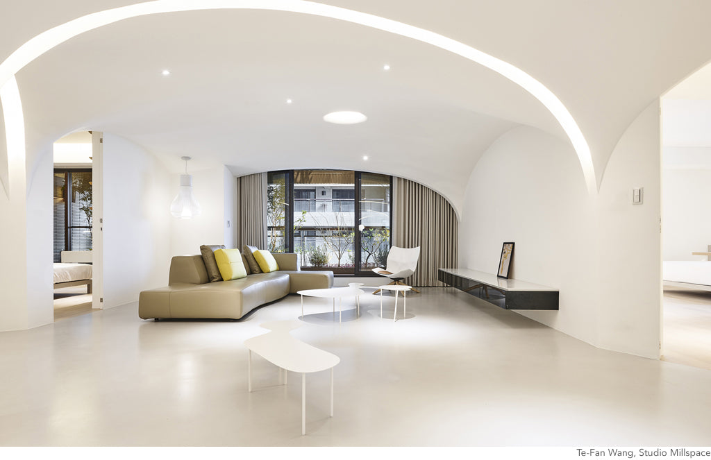 Sunny Apartment by Very Studio / Che Wang Architects