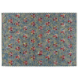 Triangles Rug - Trianglehex Sweet Green