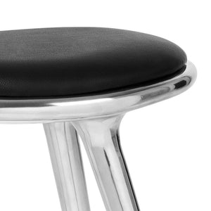 Mater Low Stool - Partly Recycled Aluminium - Mater - Do