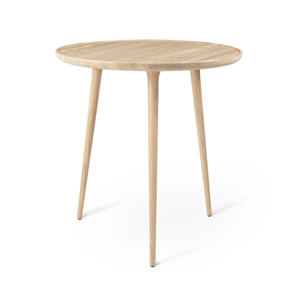 Accent Cafe Table - Natural Matt Lacquer - Do - Mater
