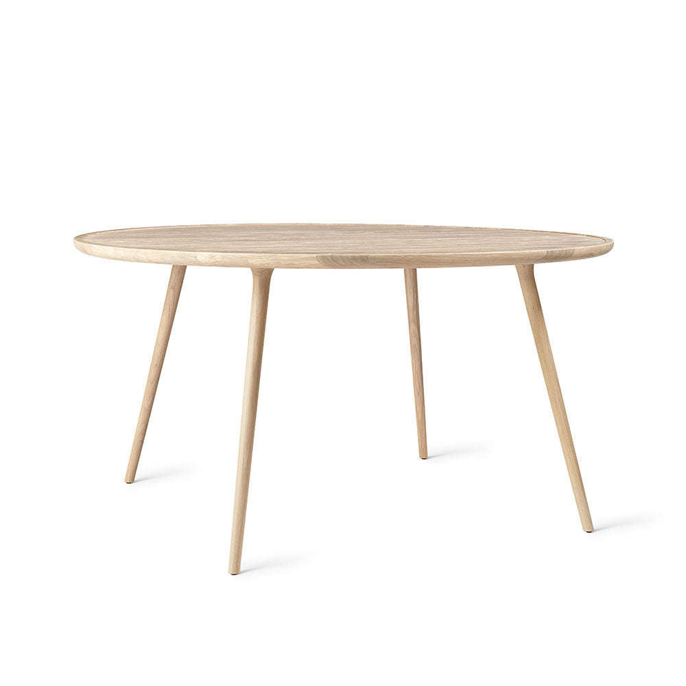 Accent Dining Table - Natural Matt Lacquer