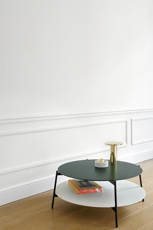 Shika Coffee Table - Round - Coedition - Do Shop